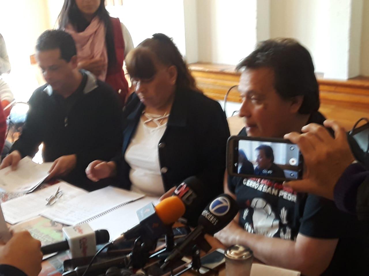 Comuneros de San Juan de Guadalupe piden a Gobierno Federal que intervenga para evitar el despojo de sus tierras