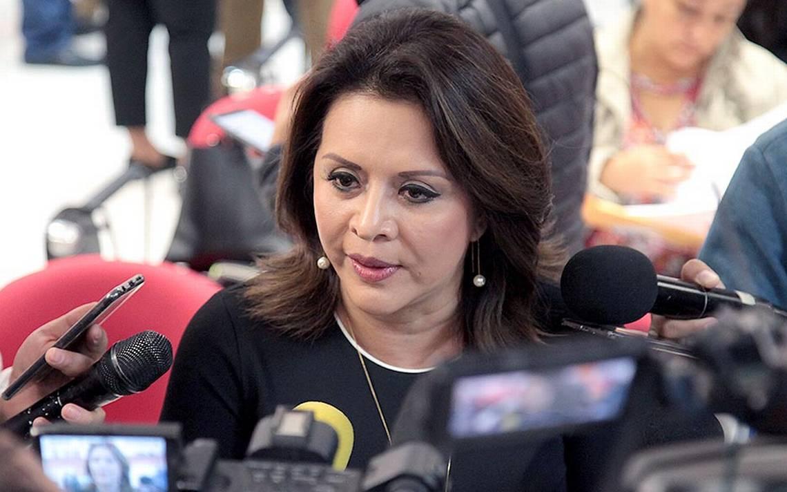Fallas en la página del Congreso, responsabilidad de todos los diputados, dice González Tovar