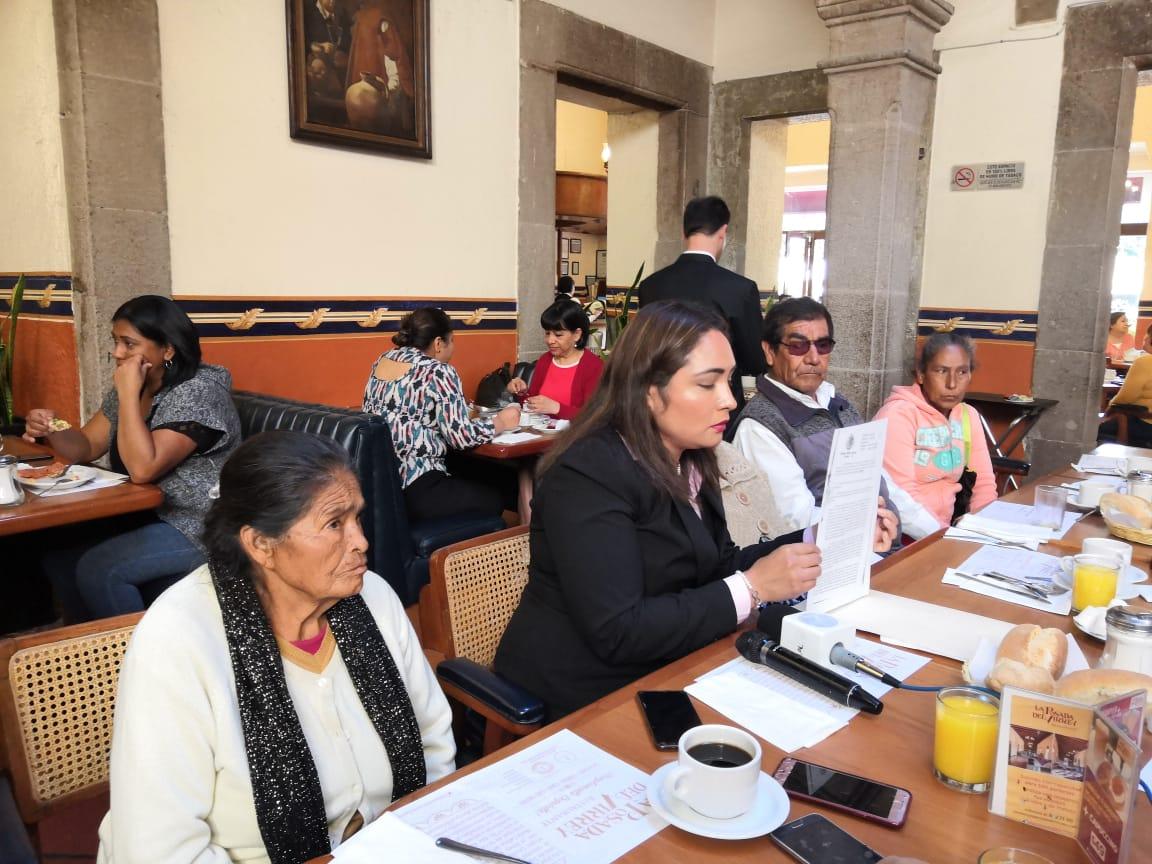 Comuneros de San José de Buenavista desmienten dichos de Carlos Covarrubias