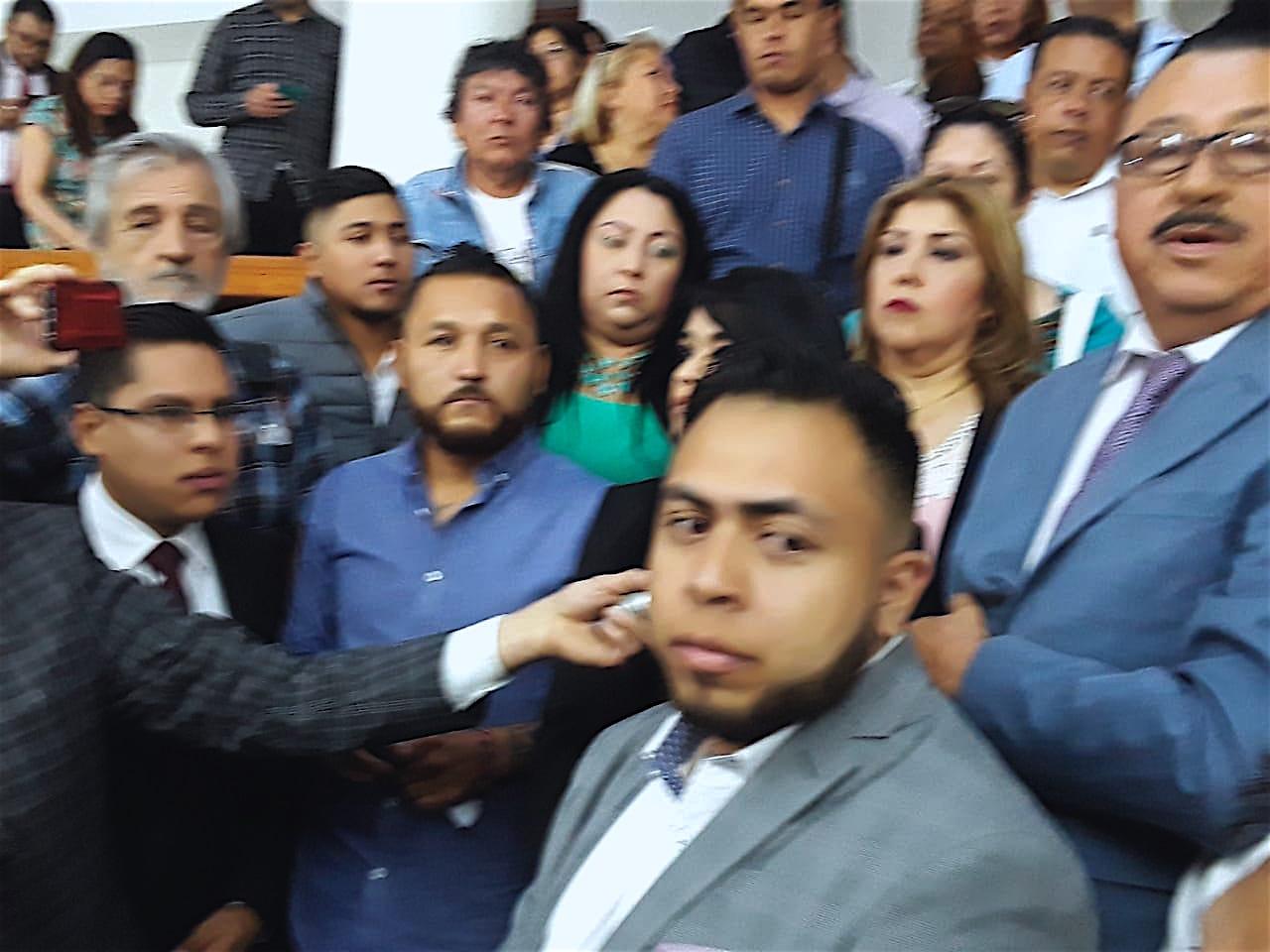 Diputados de Morena defienden a Gabino Morales; acusan a los medios de comunicación de atacarlos