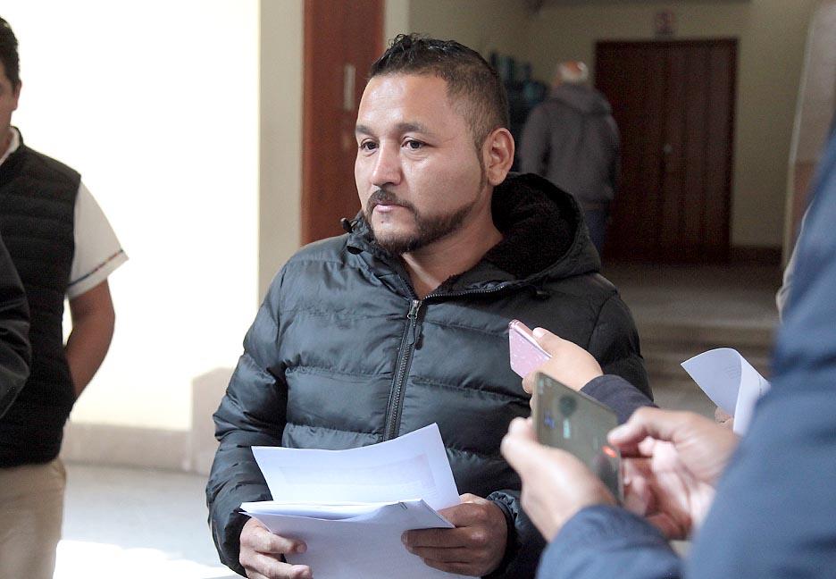 'Mijis' asegura que su destitución de la Comisión de DH carece de sustento legal