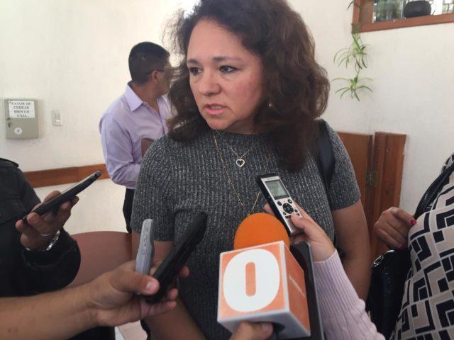 Lo que busco es que Almazán Cue deje de acosarme y violentarme: Adriana Monter