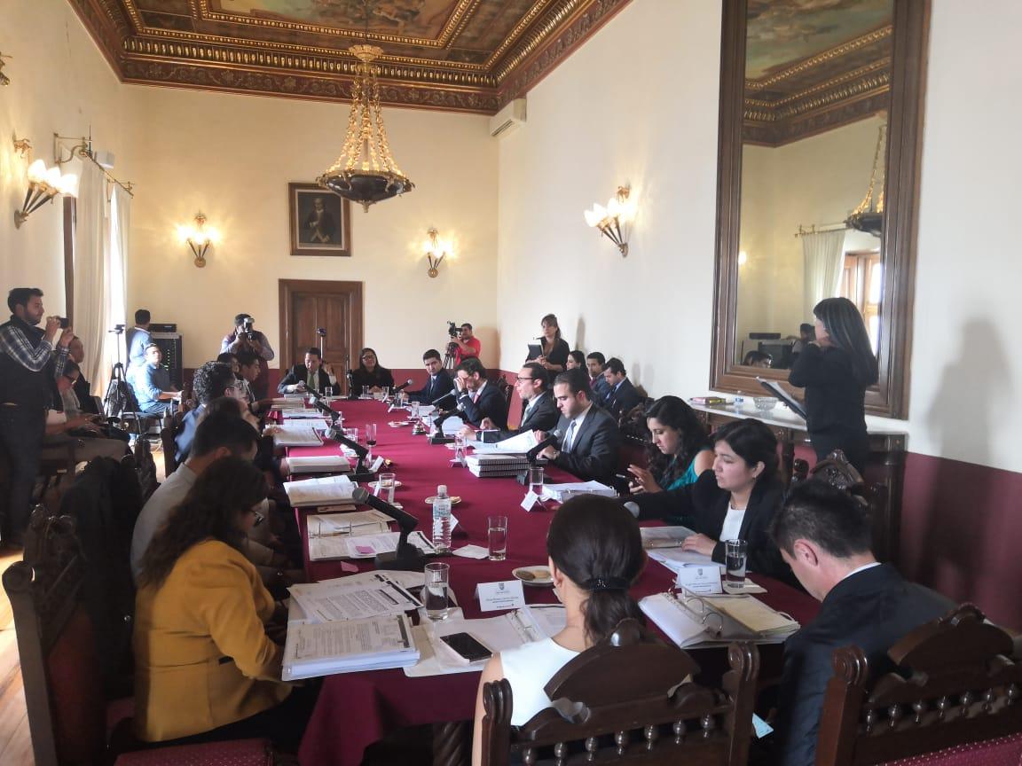 Ayuntamiento entrega a ASE cuenta pública con mil 800 observaciones a administración de Gallardo