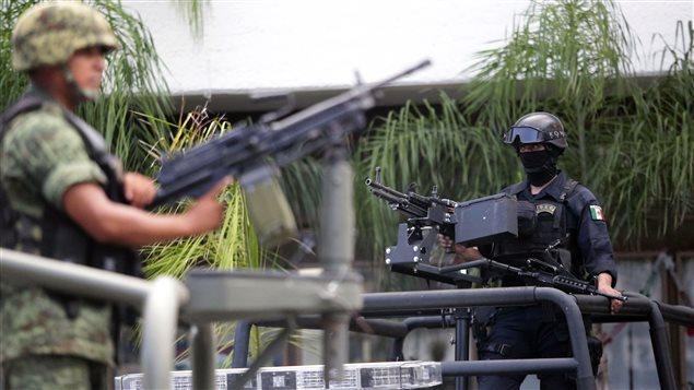 Ejército y Policía Federal en SLP, dos quejas ante CNDH
