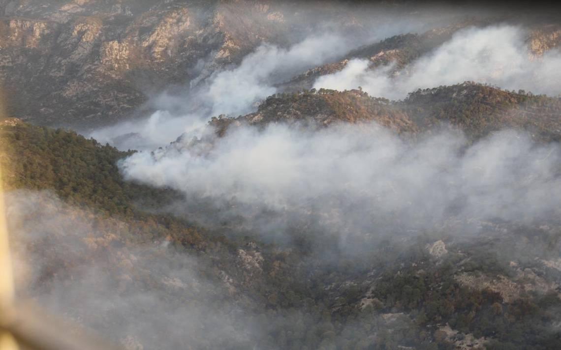 Por incendio, Sierra de San Miguelito quedaría protegida durante 20 años contra cambios de uso de suelo