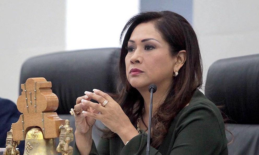 """Posible querella contra ex diputado provoca discusión entre """"el Mijis"""" y Sonia Mendoza"""