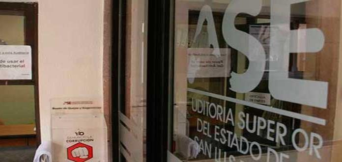 Cumple ASE Ley de Fiscalización… ¡40 días antes de que existiera!