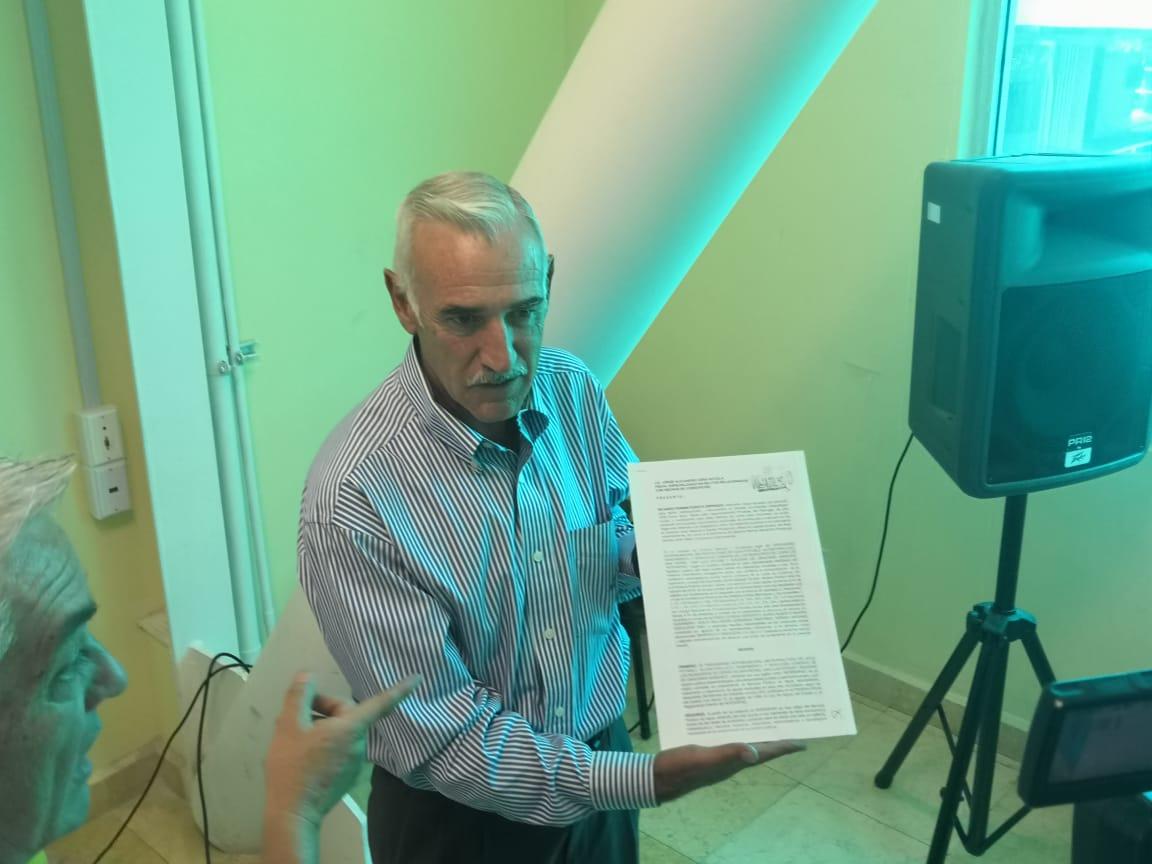 presenta interapas denuncia contra ex funcionarios del