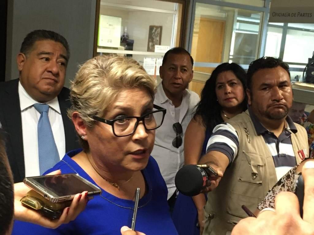 Actuaria del Poder Judicial interpone denuncia contra 'El Mijis' ante la FGE