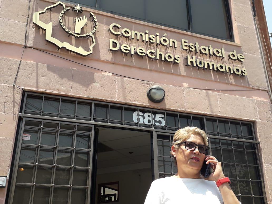 """Actuaria del Poder Judicial del Estado presentó queja en la CEDH contra """"El Mijis"""""""