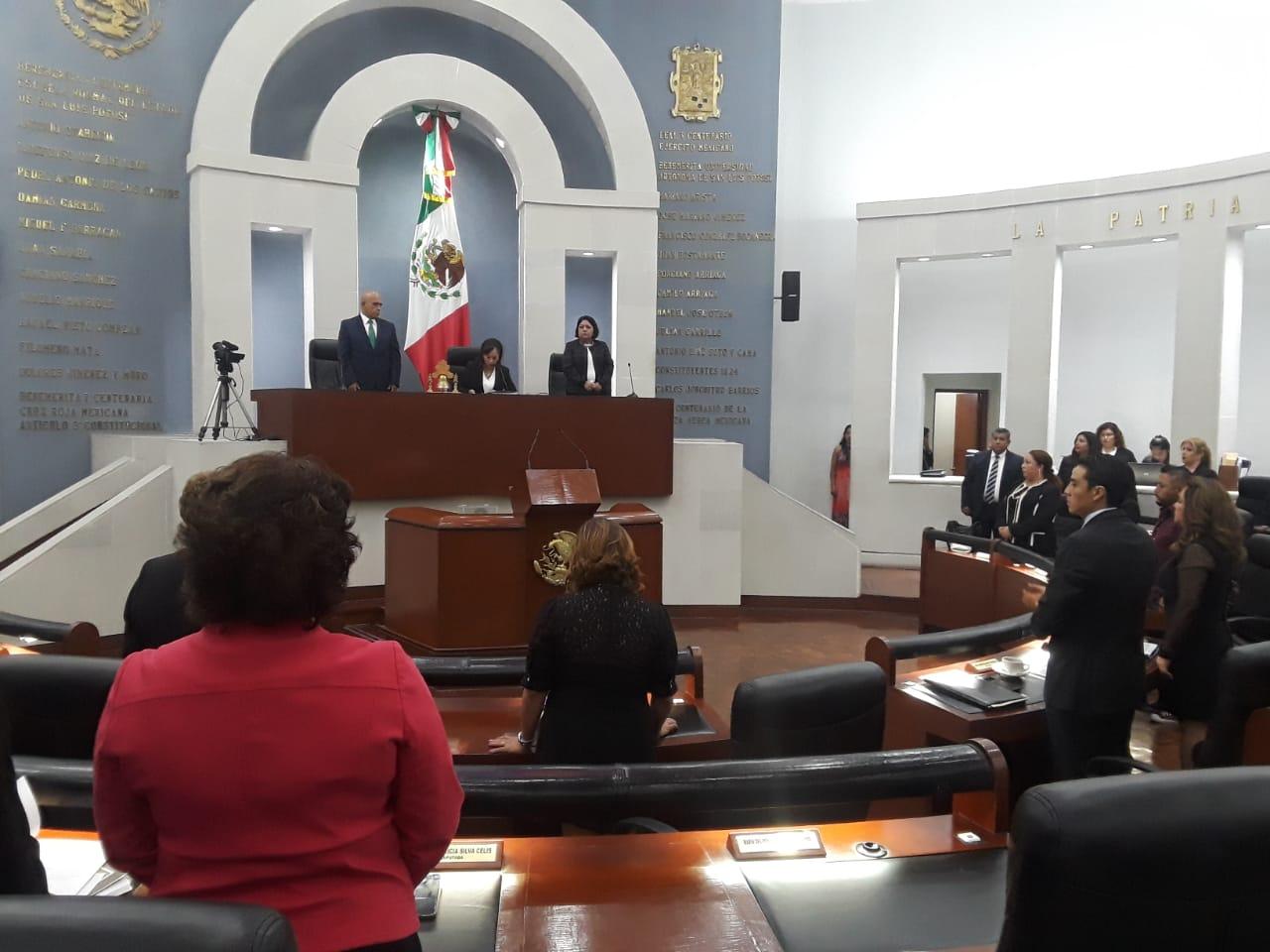Aprueba Congreso conformar comisión jurisdiccional para definir juicio político contra exdiputadas