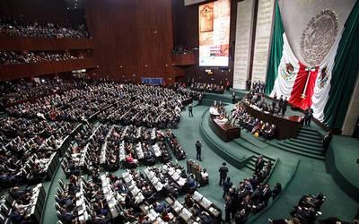 """Gallardo se denominó """"defensor"""" de la 4T; aún así votó contra iniciativa del presidente"""