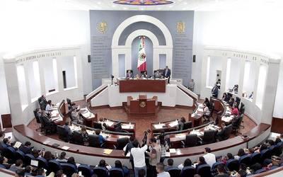 Congreso rechaza terna para elegir a magistrada del TEJA