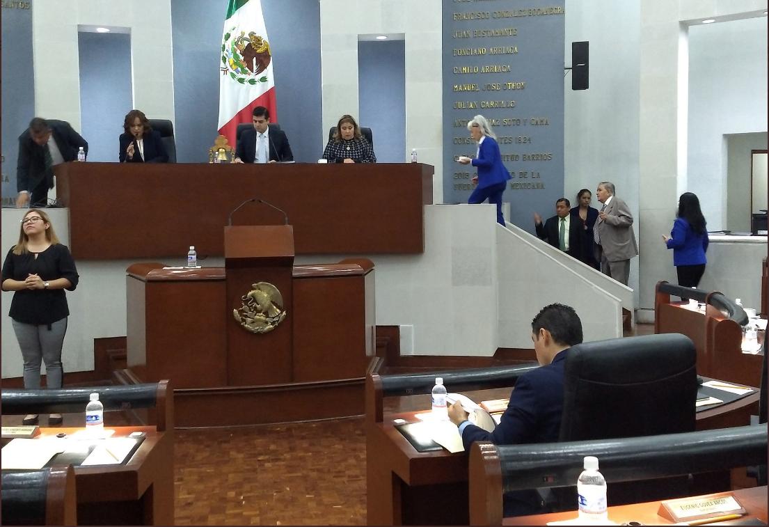 Congreso regresa a Vigilancia cuentas públicas del Poder Judicial y del Municipio de SLP
