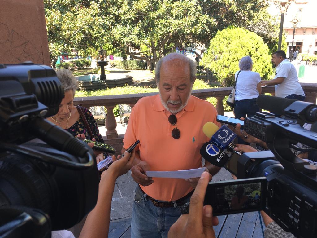 Admite Ceepac denuncia contra Gallardo por actos anticipados de campaña