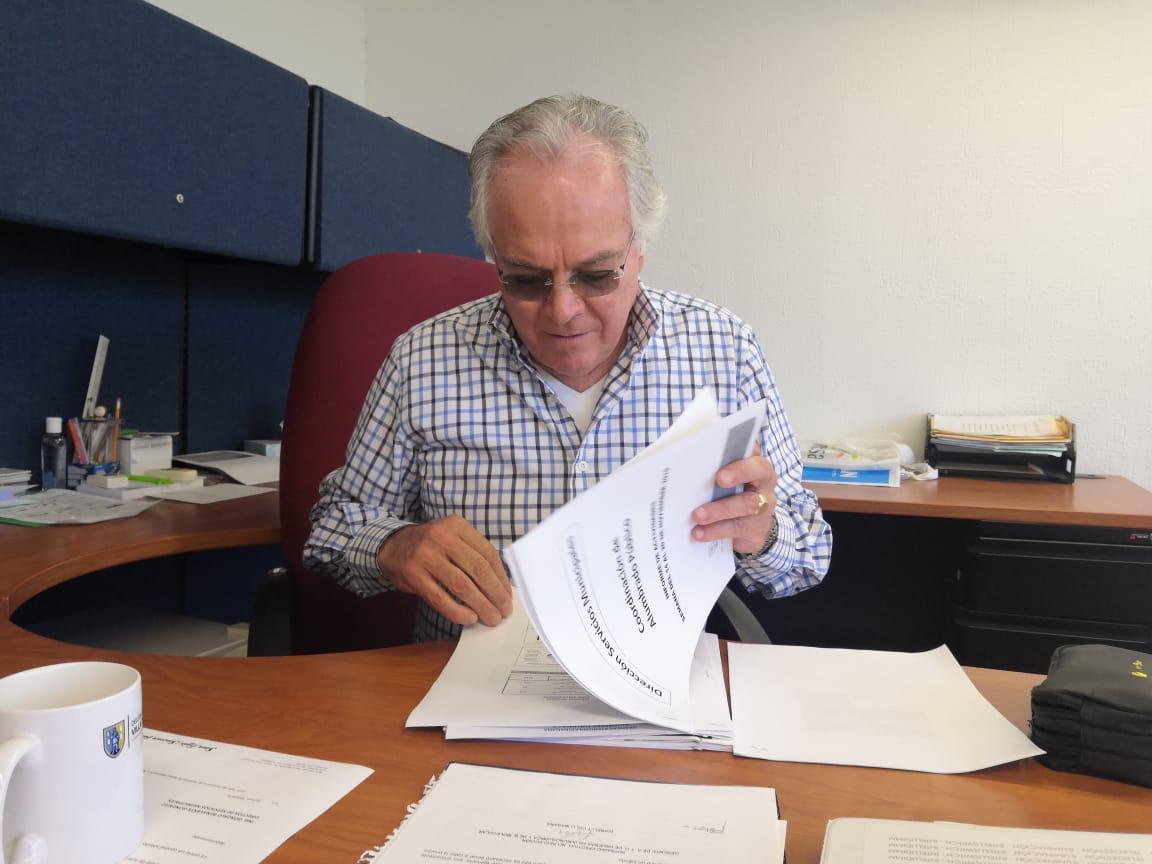 Ayuntamiento podría indemnizar a introductores afectados: Gonzalo Benavente
