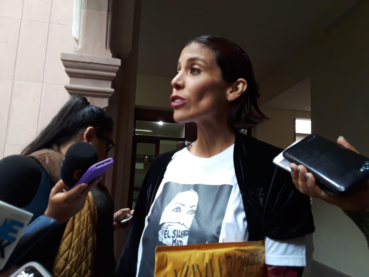 Teresa Carrizales presentará juicio político contra Carreras en San Lázaro