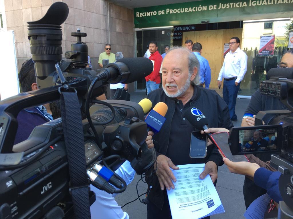 Organizaciones sociales pedirían juicio político contra Garza Herrera (video)