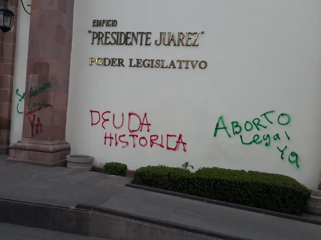 """Parlamento de Mujeres del Estado exige debate """"honesto, real y científico"""" sobre el aborto"""