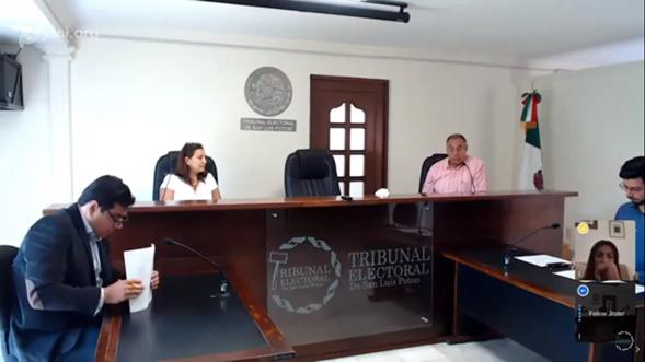 TEE solicitará a Congreso revocar mandato a alcaldesa de Villa de Reyes