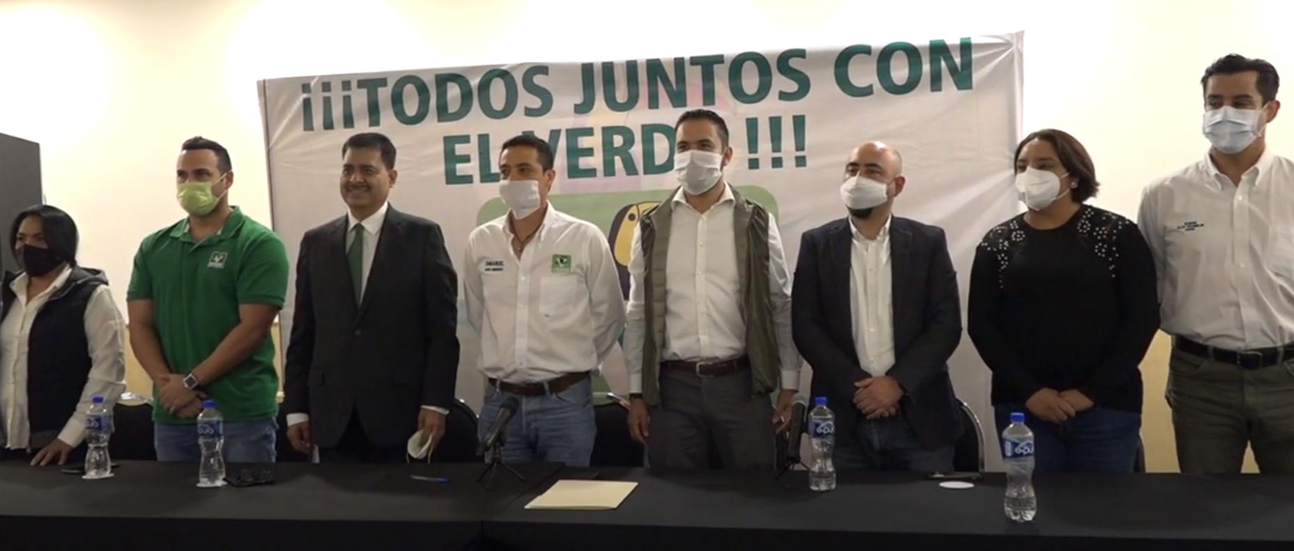 Nueva dirigencia del PRD local auditará gestión de Ernesto Barajas e Ignacio Segura