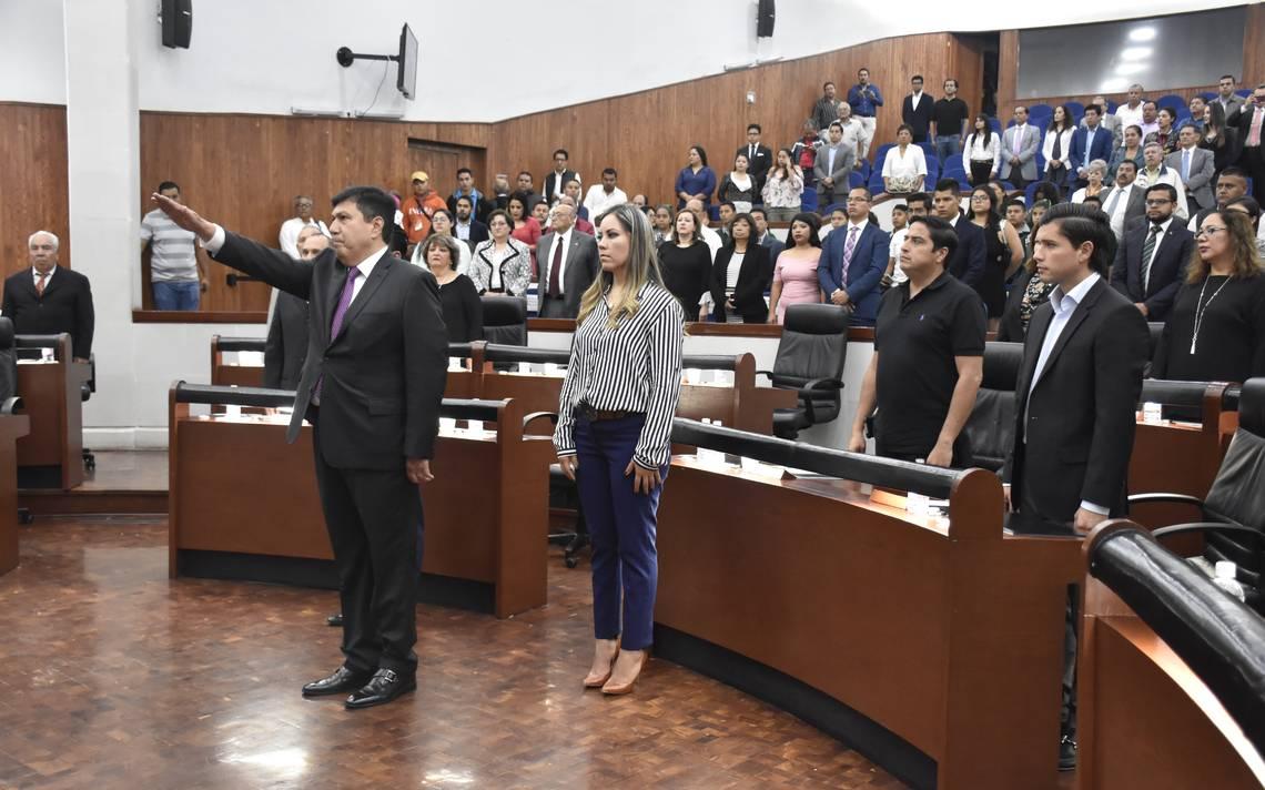 Diputados locales promueven acción de inconstitucionalidad contra nombramiento de Delgado Sam