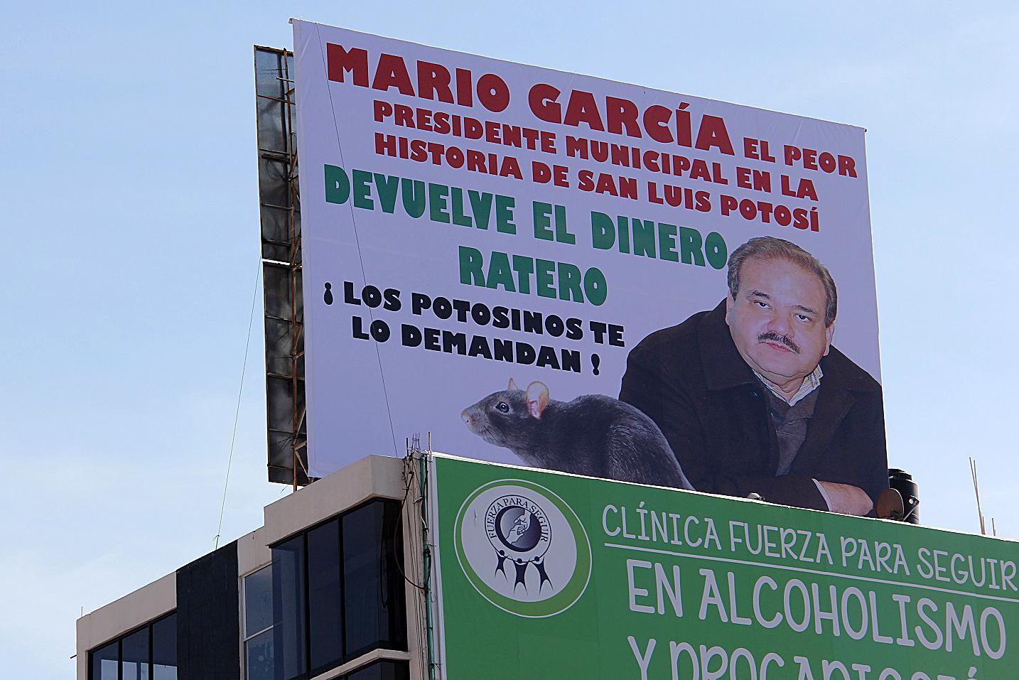 Mario García desgrana elogios a Gallardo Cardona por gestionar construcción de un techo