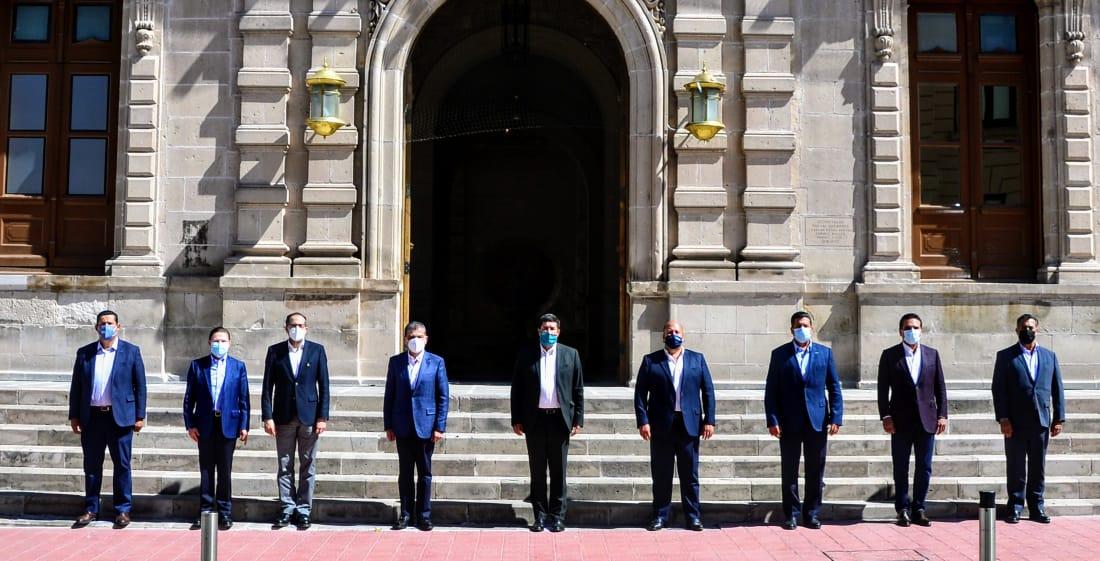 Gobernadores de 10 estados abandonan la Conago