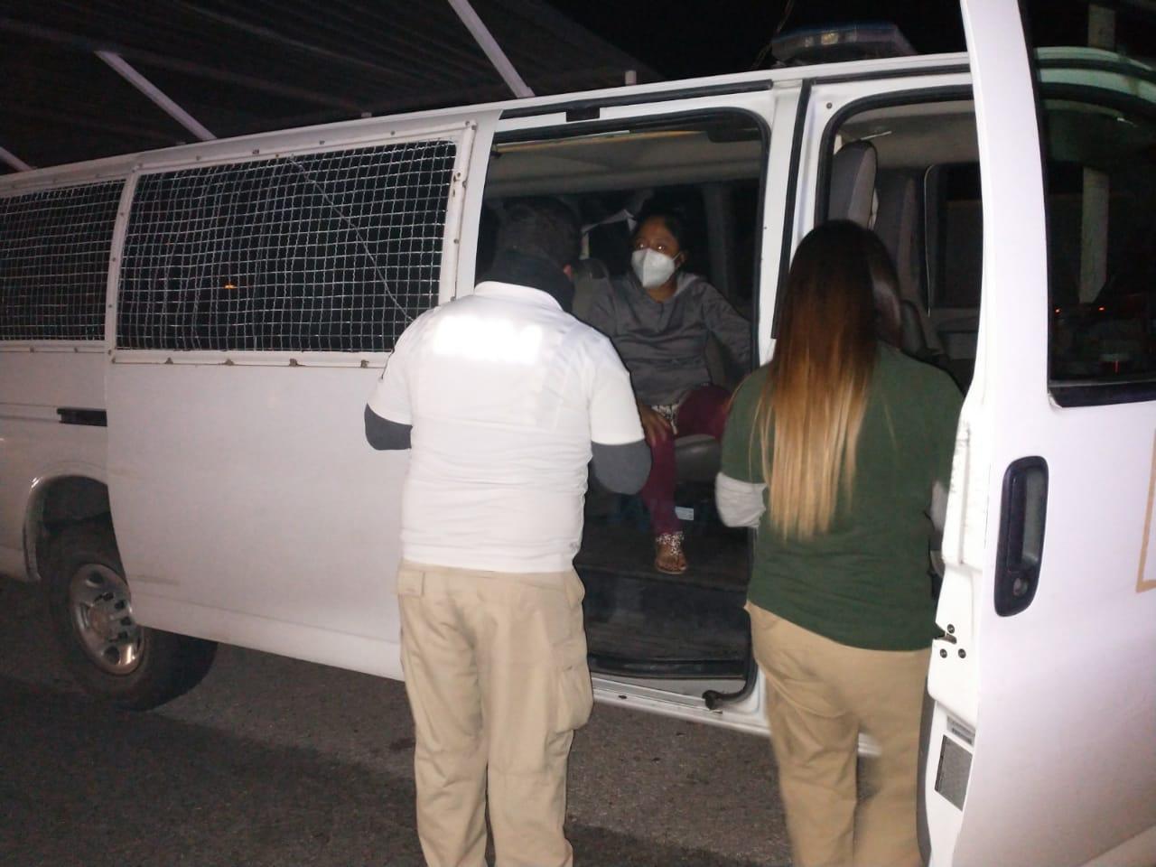 Rescatan a 23 migrantes en SLP