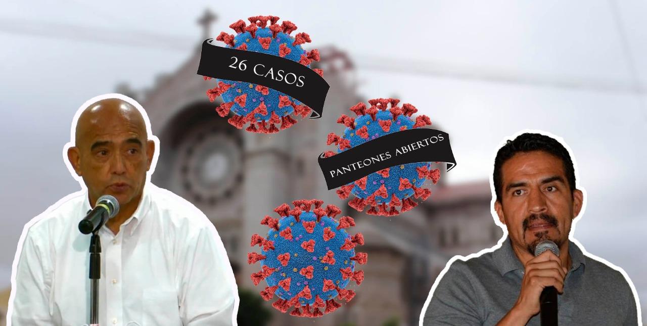 Leal Tovías pide a Matehuala echar abajo acuerdo que permitiría abrir los panteones