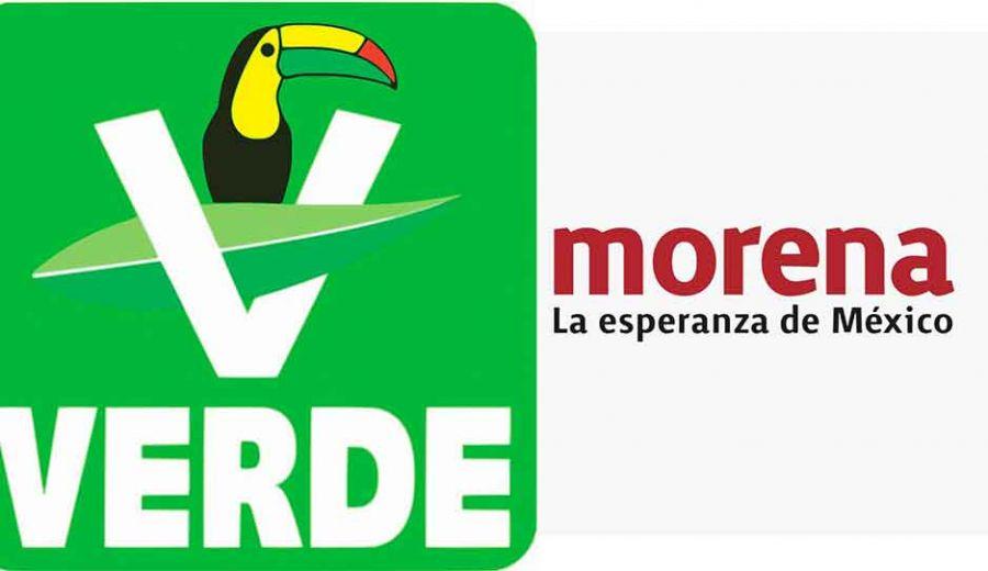 Pleito entre militantes de Morena por registro de coalición con el PVEM