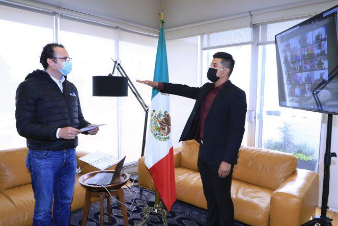 Dejó cargo regidor de Morena; recién había cumplido tres meses en el Cabildo