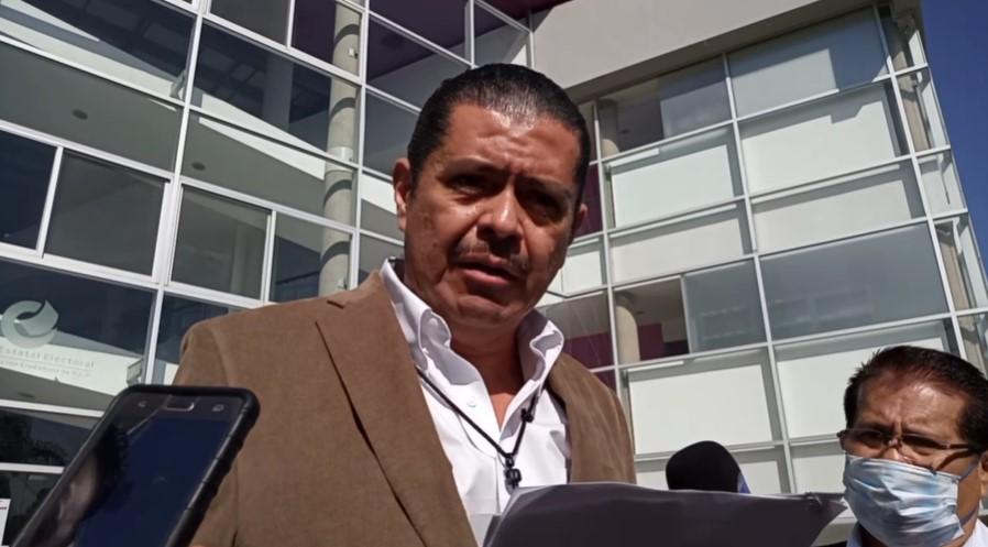 Aspirante a candidatura independiente denuncia inconsistencias en su registro ante el Ceepac