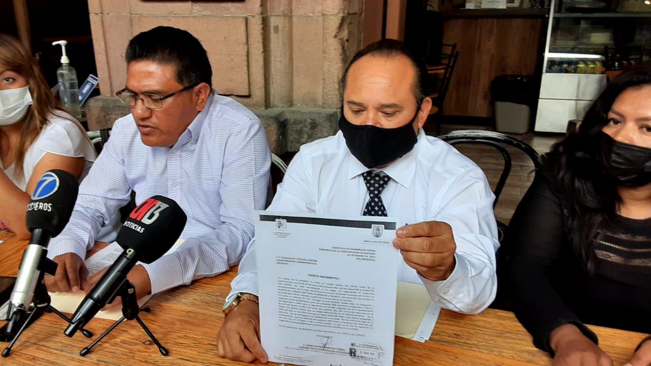 Ex empleados del Ayuntamiento denuncian despido injustificado
