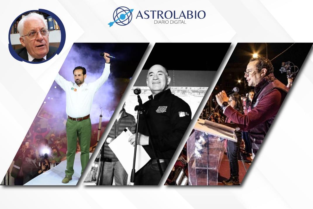 Critica Martínez Benavente eventos de arranque de campaña de candidatos a la alcaldía