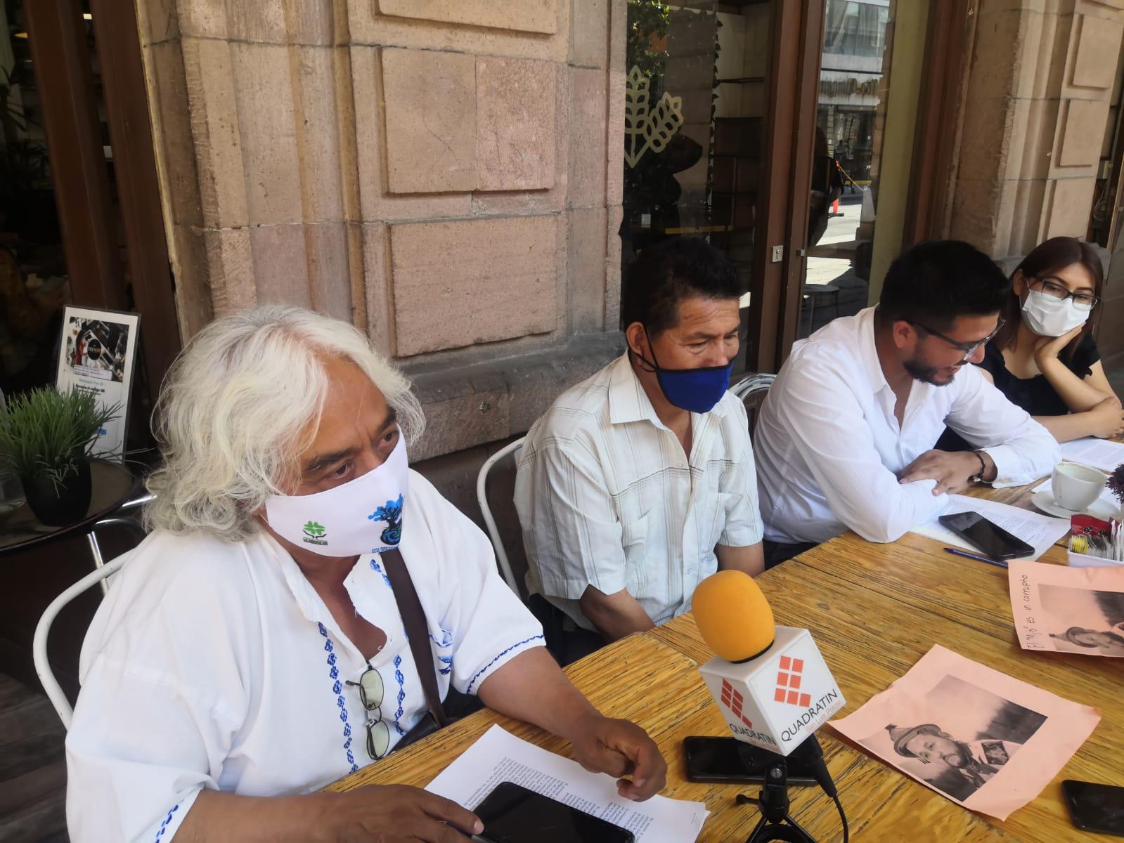 Representantes indígenas interponen amparo contra candidatura indígena del 'Mijis'