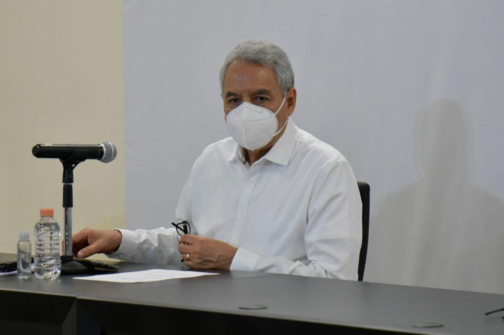 Secretario de Gobierno llama a SLP y Soledad a intensificar protocolos sanitarios