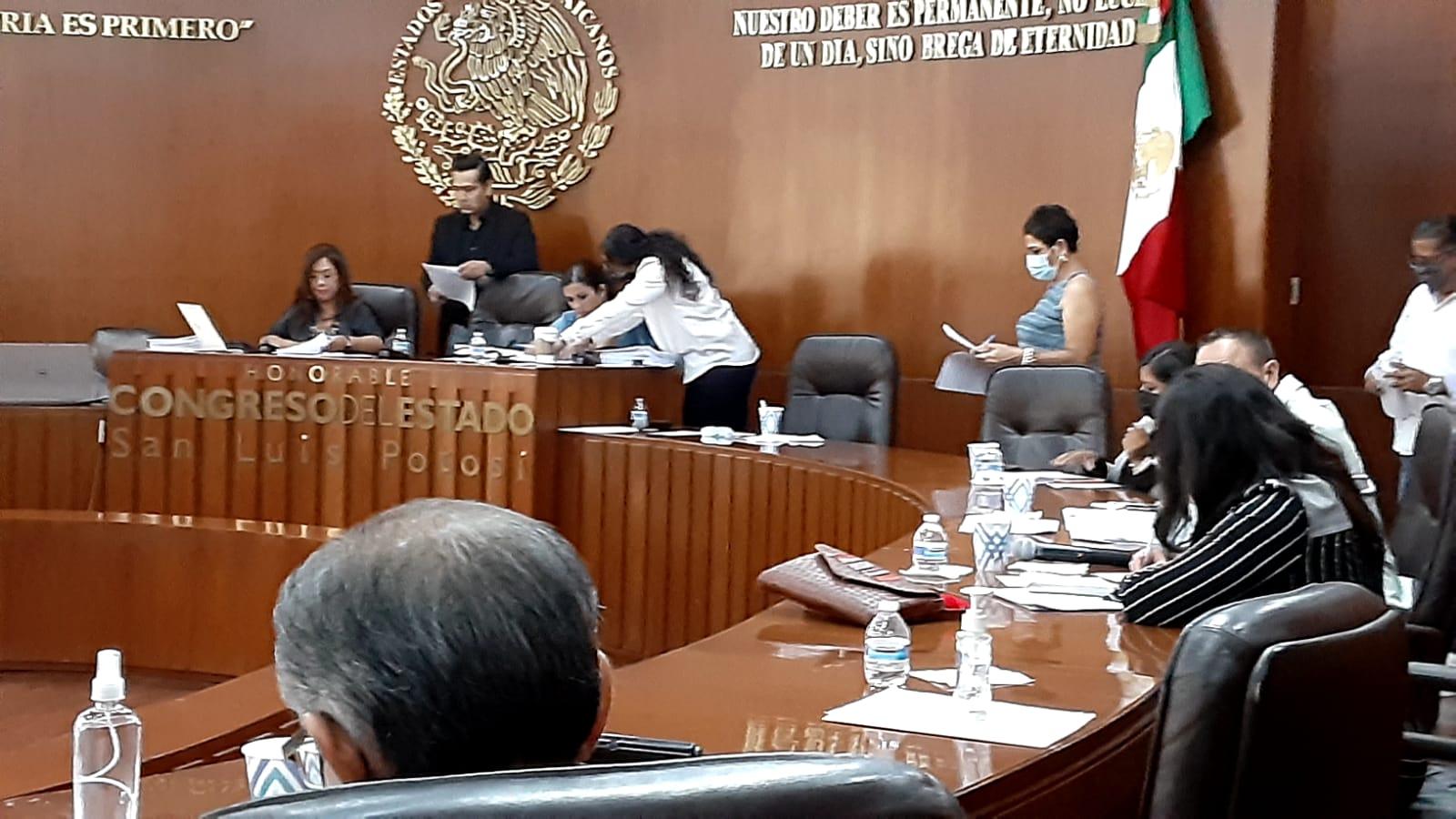 Comisiones de Justicia y Gobernación aprueban ternas para la Fiscalía anticorrupción y magistrados