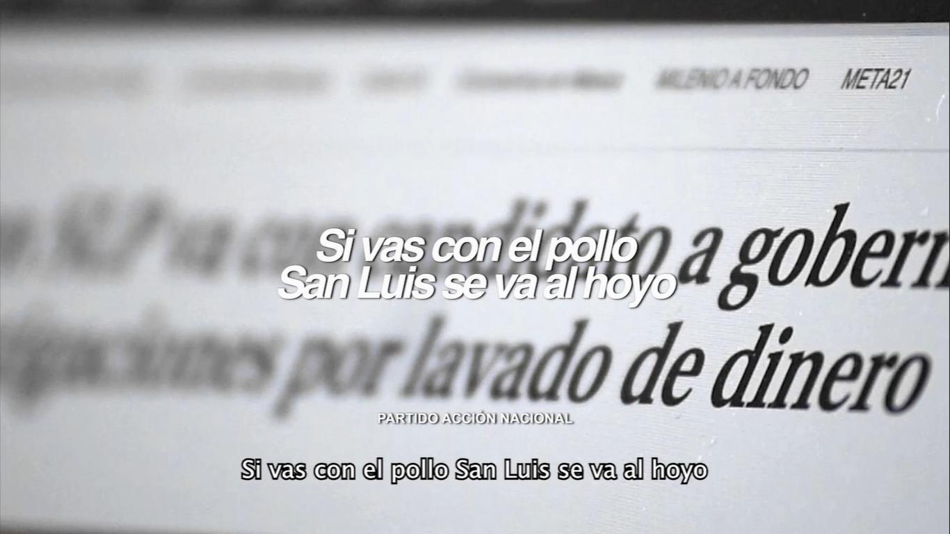 """Gallardo impugna resolución del INE sobre promocional """"San Luis tiene memoria"""""""