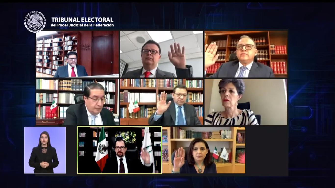 Ajena al ámbito electoral, reciente renovación de CEDH: Trife