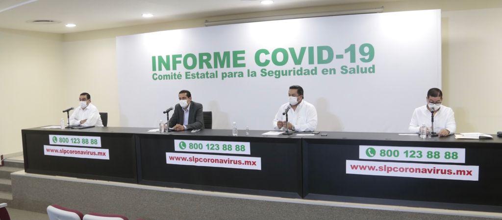 Sólo se registraron 15 casos nuevos de COVID en el estado