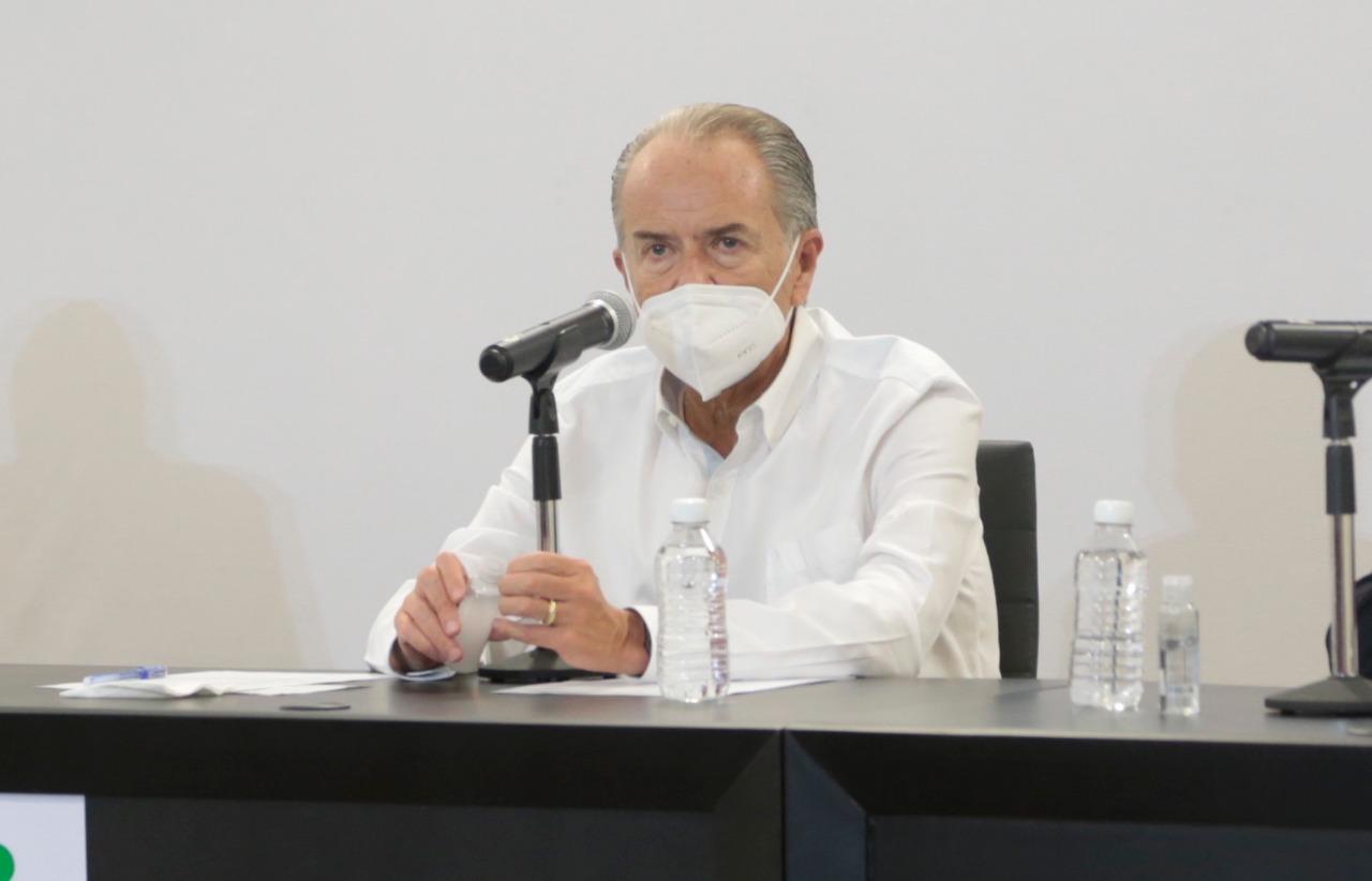 Carreras pide a candidatos que se conduzcan con respeto hacia la ciudadanía