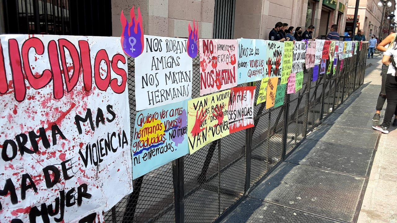 """""""Las mujeres no encontramos justicia en SLP"""": madre de víctima de feminicidio"""