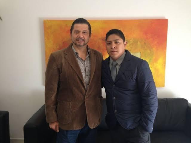 """Gallardo y Pedroza son """"grandes amigos"""": Mónica Rangel"""