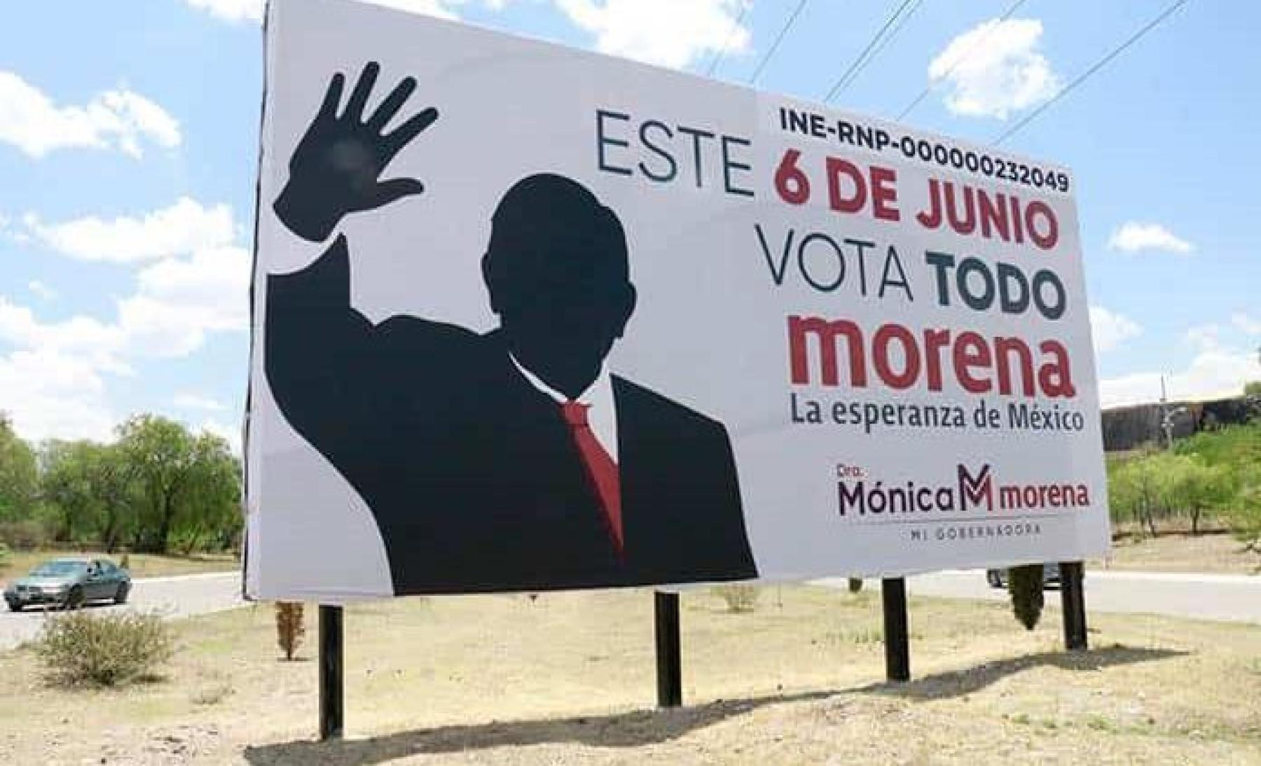 Pese a que Leonel lo hace, PVEM acusa a Morena de usar imagen de AMLO