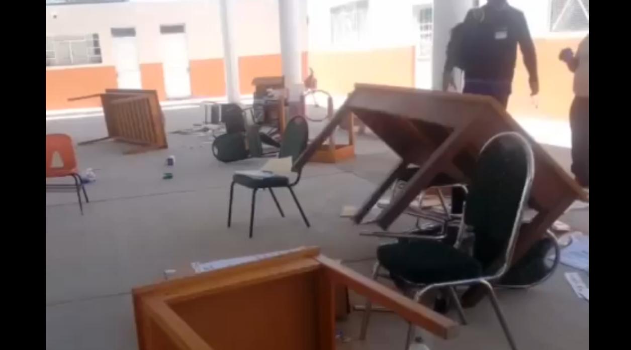 Fiscalía investiga presunto robo de urnas en Guanos