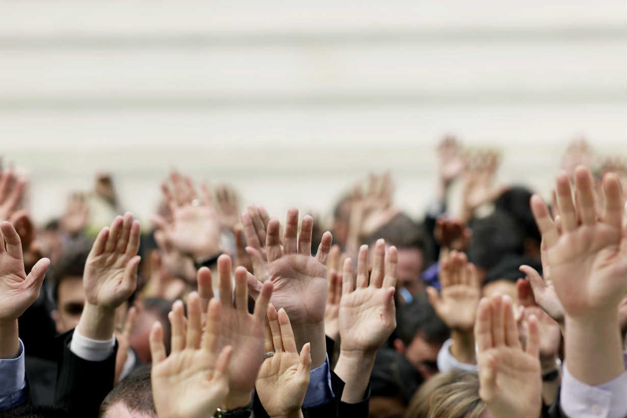 Ley de Participación Ciudadana, una iniciativa de la sociedad civil