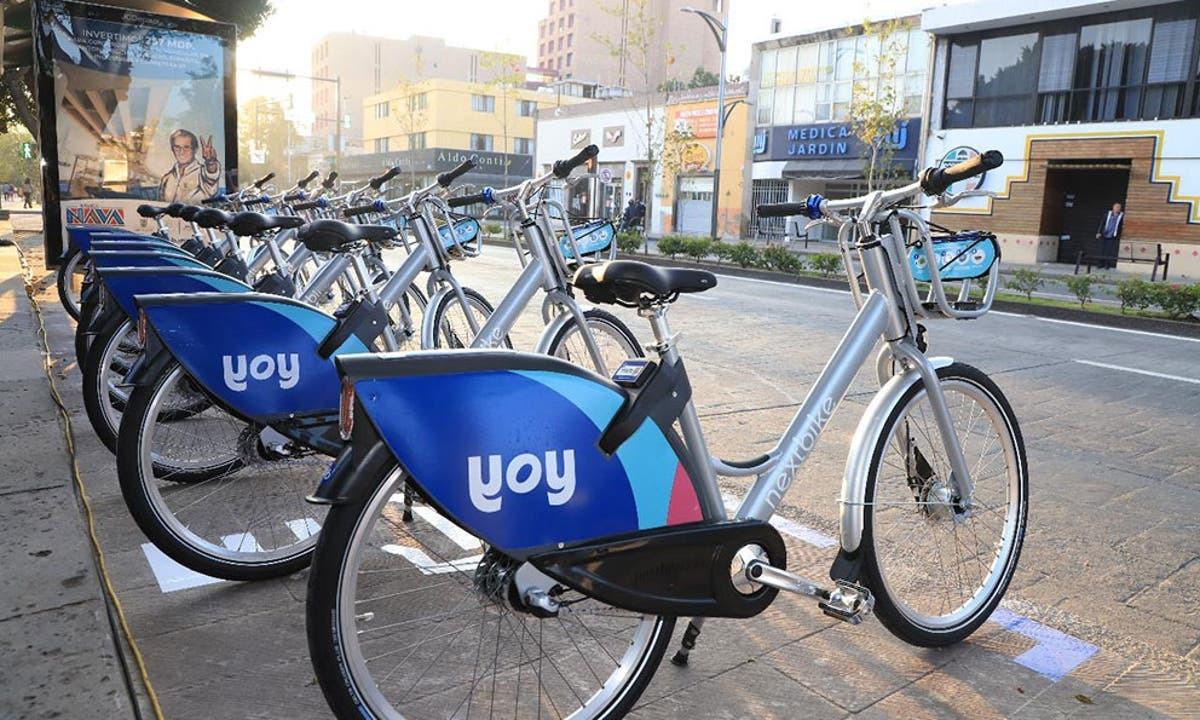 Robos obligan a suspender el sistema de bicicletas YOY