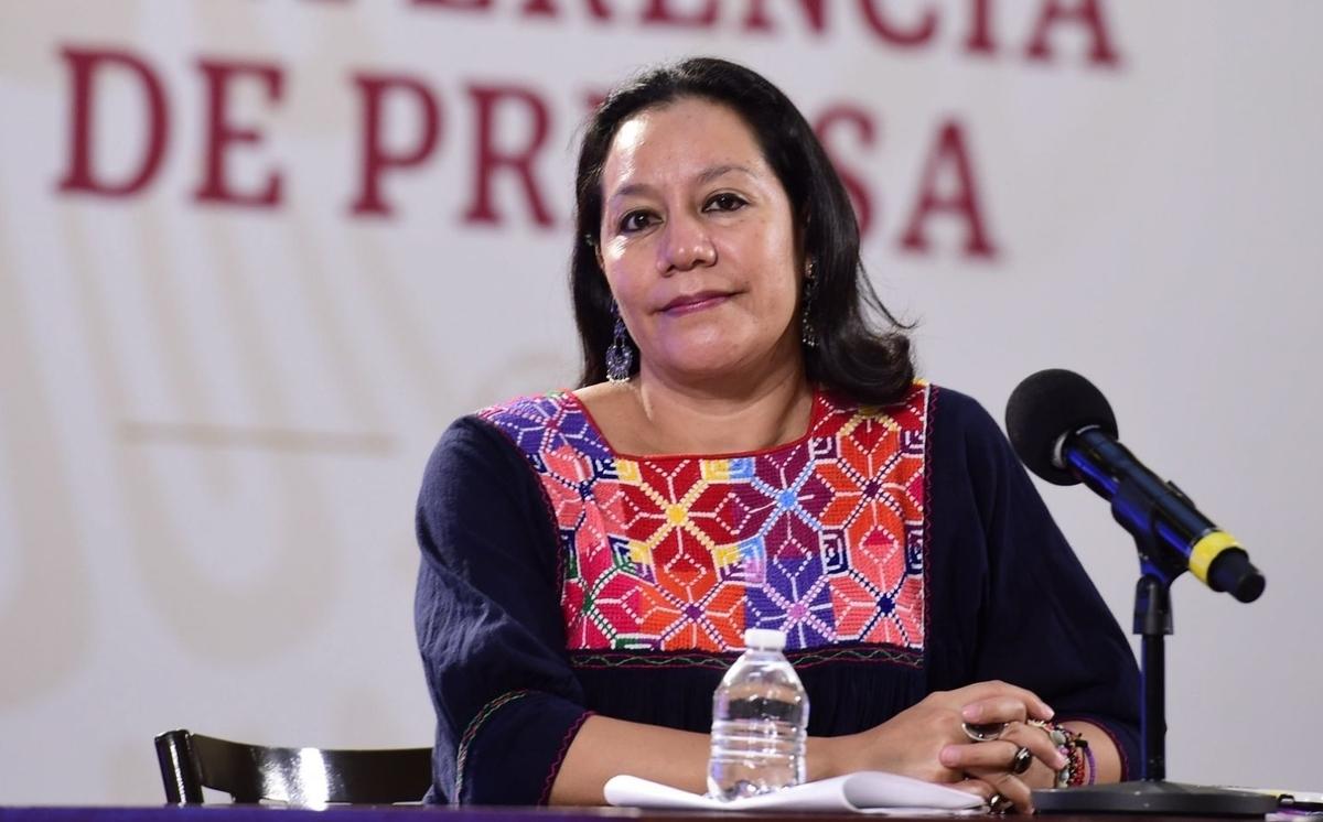 FAO solicita a AMLO la destitución de María Luisa Albores