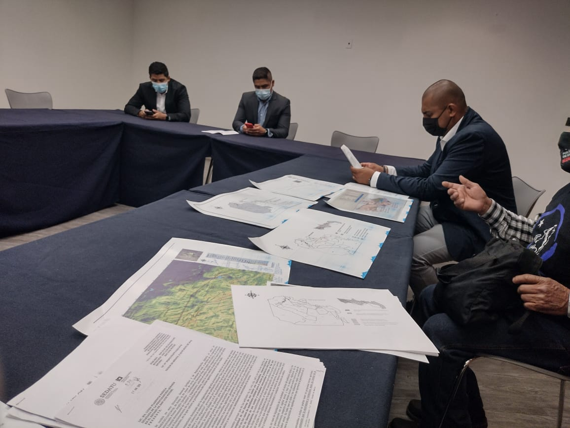 Semarnat elude caso de la Sierra de San Miguelito en el Senado